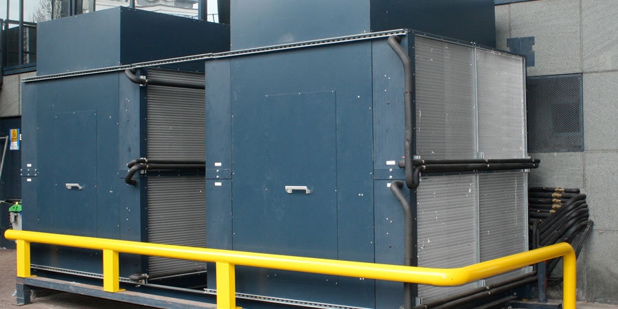 Cooling Towers How They Work : Condensers and cooling towers
